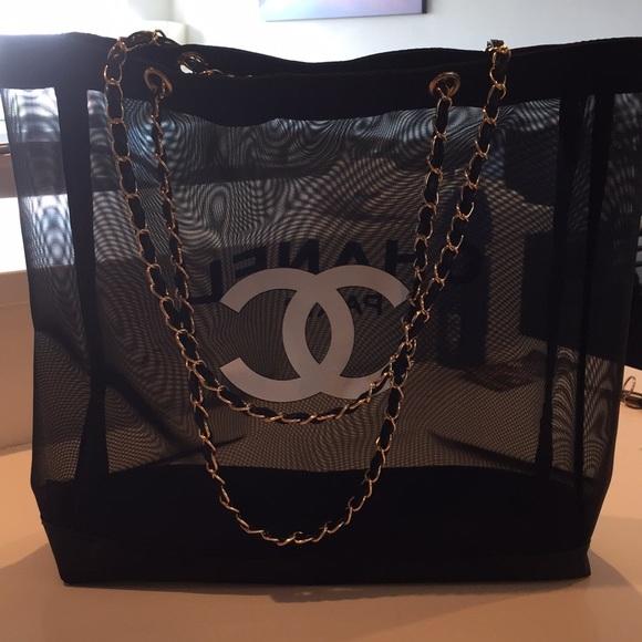 bbbf34114035 CHANEL Handbags - Chanel VIP Tote